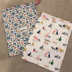 2 Baby Boden Cotton Bags
